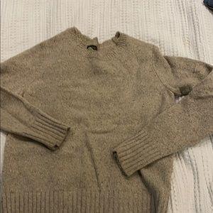 Scallop collar club Monaco sweater